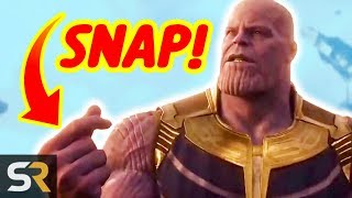 Marvel Theory: How Powerful Is Thanos Without The Infinity Stones?