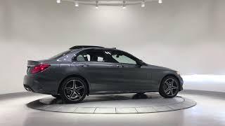 2018 Mercedes-Benz C300 - M17339