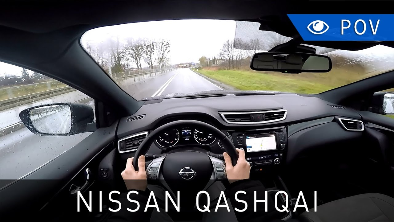 nissan qashqai 1 6 dci 4x4 tekna 2015 pov drive. Black Bedroom Furniture Sets. Home Design Ideas