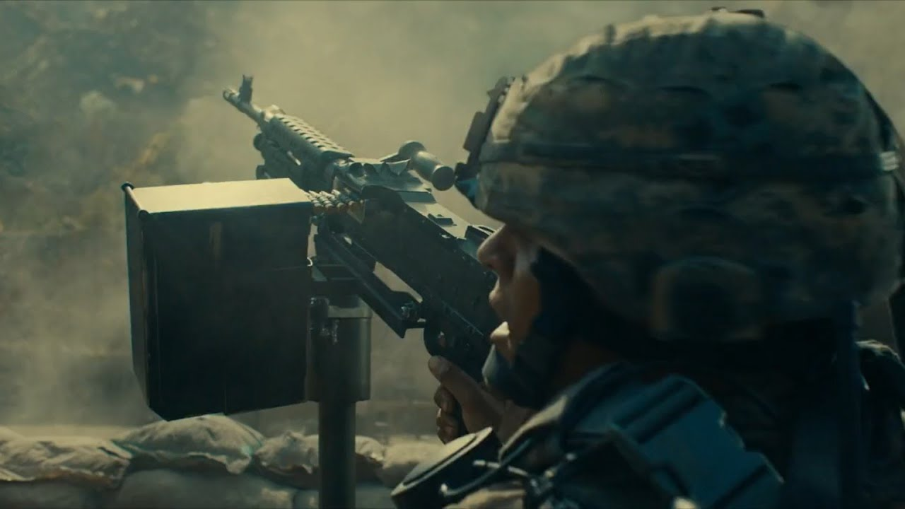 Download THE OUTPOST || PART(3/6) FINAL BATTLE SCENE ||