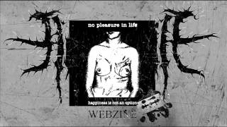 NOSTALGIA WEBZINE REVIEWS: No Pleasure In Life - Happiness Is Not An Option