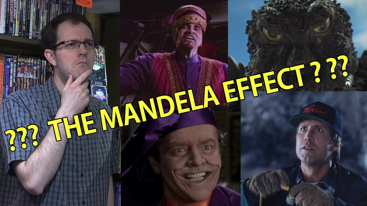 The Mandela Effect In Movies Youtube