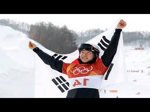 Snowboarding Lee won the silver medal in parallel giant slalom at the Winter Olympics