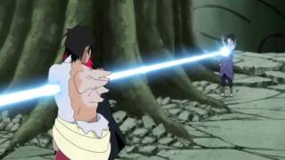 Sasuke VS. Danzo AMV - Live Free Or Let Me Die