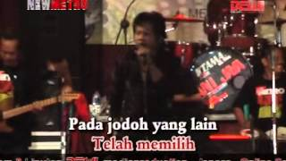 Video Om NEW METRO - TAK BERDAYA -  WAWAN PURWADA [karaoke] download MP3, 3GP, MP4, WEBM, AVI, FLV Juni 2018