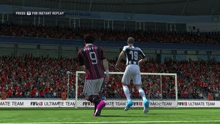 FIFA 13 Demo PC Gameplay HD