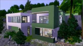 The Sims 3 - All My Houses of 2011