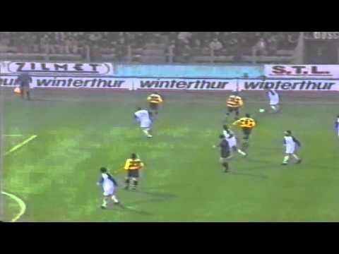 Serie A 2000-2001, day 09 Parma - Atalanta 2-0 (Lamouchi, S.Conceiçao)