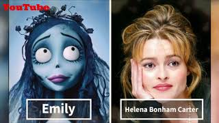 The Faces Behind Famous Cartoon Characters