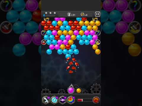 Bubble shooter app tips
