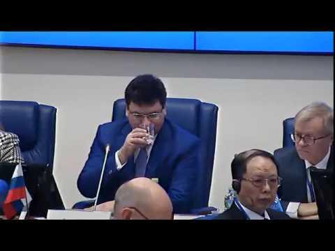 BRICS Water Summit Moscow