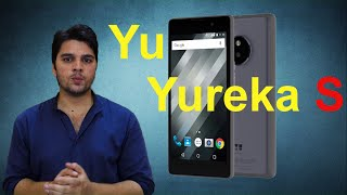 [ Hindi-हिन्दी ] Yu Yureka S : Specifications, features and Price.