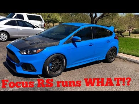 1 4 Mile Thread Page 28 Ford Focus Rs Forum