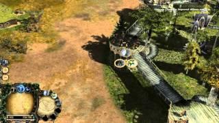 BFME2 - Edain Mod 4.2 Beta - The Great Lothlorien Defence [PART 1/2]