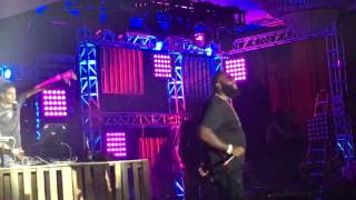 Rick Ross - Intro/Push It (Live at Treetop Ballroom of Port Of Miami show on 8/29/2016)