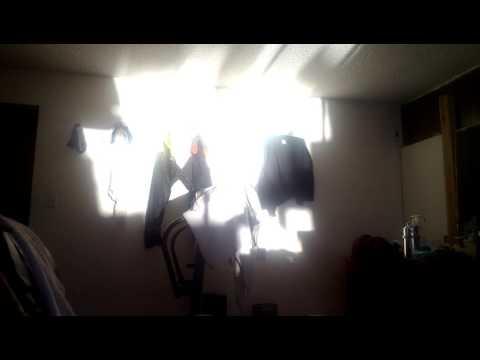solar mirrors time lapse