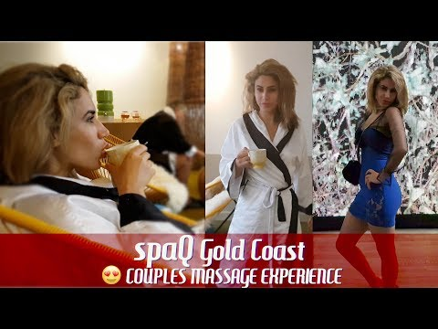 spaQ Gold Coast | Hottest Couples Massage Experience 👩‍❤️‍💋‍👨