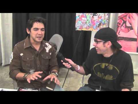 Alexis Cruz meets Lotus Comics Press!