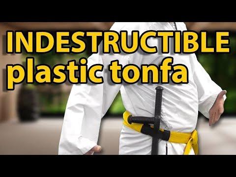 Download Indestructible Plastic Samurai Sword Demonstration