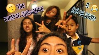 THE WHISPER CHALLENGE | el reto del susurro Thumbnail