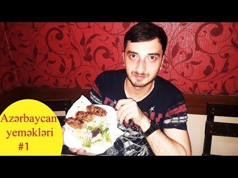 AZERBAYCAN YEMEKLERİ  #1 LÜLƏ KABAB