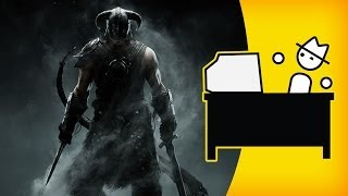 THE ELDER SCROLLS V: SKYRIM (Zero Punctuation) (Video Game Video Review)