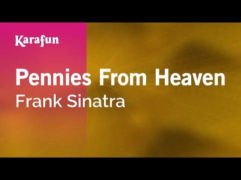 Karaoke Pennies From Heaven - Frank Sinatra *