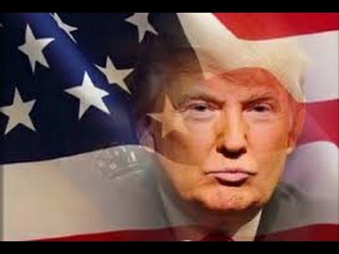 """Spirit of America"" Pro-Trump Rally - Atlanta, GA - 2/27/2017"