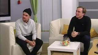 """Творчість гурту """"Gar4Ica""""_Ранок на каналі UA: Житомир 14.11.18"""