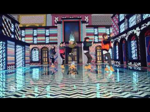 Клип SHINee - Downtown Baby