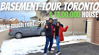Basement Tour in Toronto Canad…