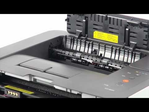 how to clean waste toner tank samsung c460fw