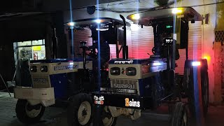 Swaraj Double Tractor # Double Woffer # Double Mono Amp # Rehal Car Acc
