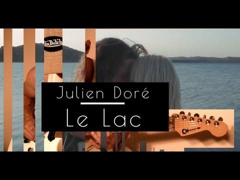 Julien Doré - Le Lac - Electric Guitar Cover