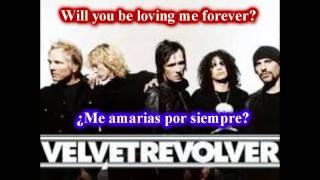 Velvet Revolver - You Got No Right subtitulado ( español - ingles )