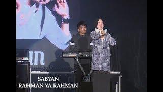 SABYAN ROHMAN YA ROHMAN Live Banjarmasin 2018