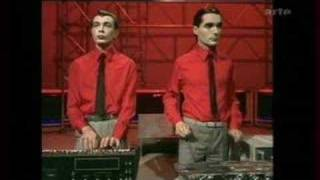 kraftwerk live 1978 german tv