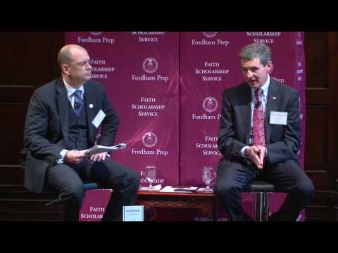 2017 Wall Street Forum with Con Edison CEO John McAvoy '76
