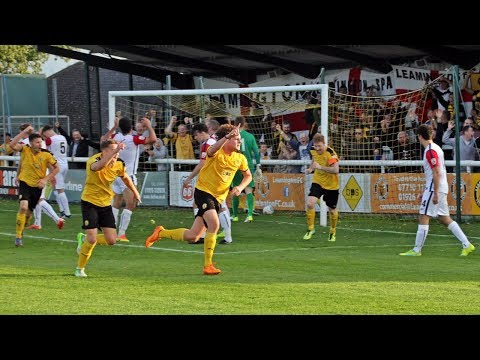 Leamington vs York City - Match Highlights - October 14th 2017