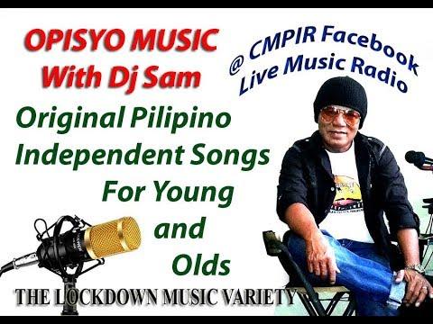 CULTURED MIND PINOY INDIES_ @ CMP INDIE RADIO_ CMPIR Facebook Live Music Radio