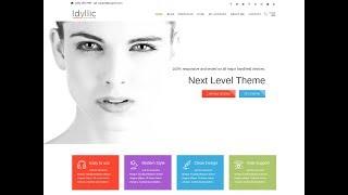 Idyllic WordPress Theme One Click Demo Setup