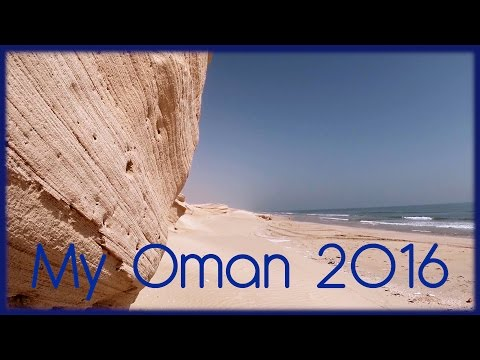 My OMAN 2016 Road Trip _ Short GoPro Edit