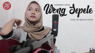 Gambar cover Wong Sepele - Ndarboy Genk ( Cover By Agnesa Yosita)