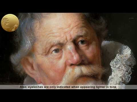 Rembrandt's Principles of Portrait Painting