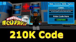 210K CODE  Boku No Roblox: Remastered  ROBLOX