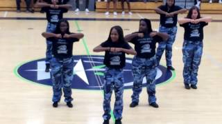 discovery high school dhs step team 2017