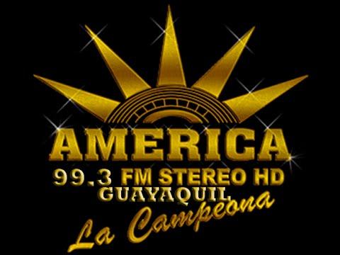 Full Mix Retro, Radio America Guayaquil