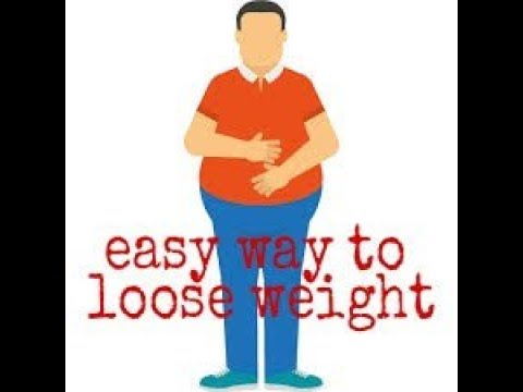 HOW to loose weight/fat fast and easily without exercise . freaking fat part 1