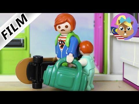 Filem Playmobil - UCAPKAN SELAMAT TINGGAL KEPADA JULIAN! DIA AKAN DATANG BALIK KE?