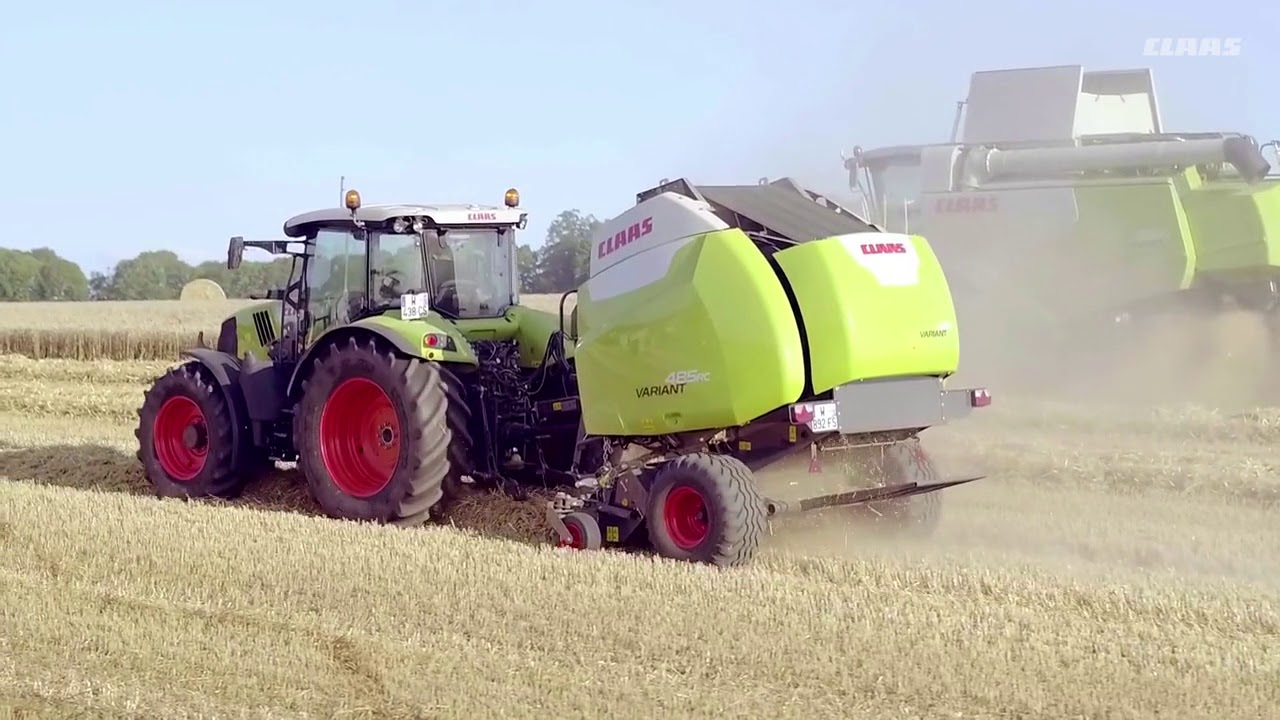 Download 2018 CLAAS Highlights